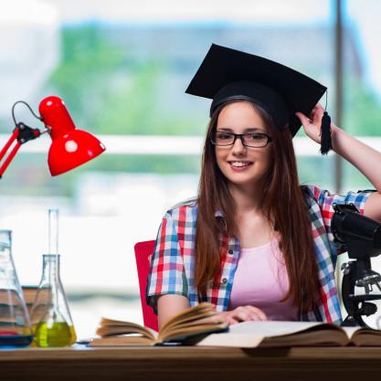 Life science graduates