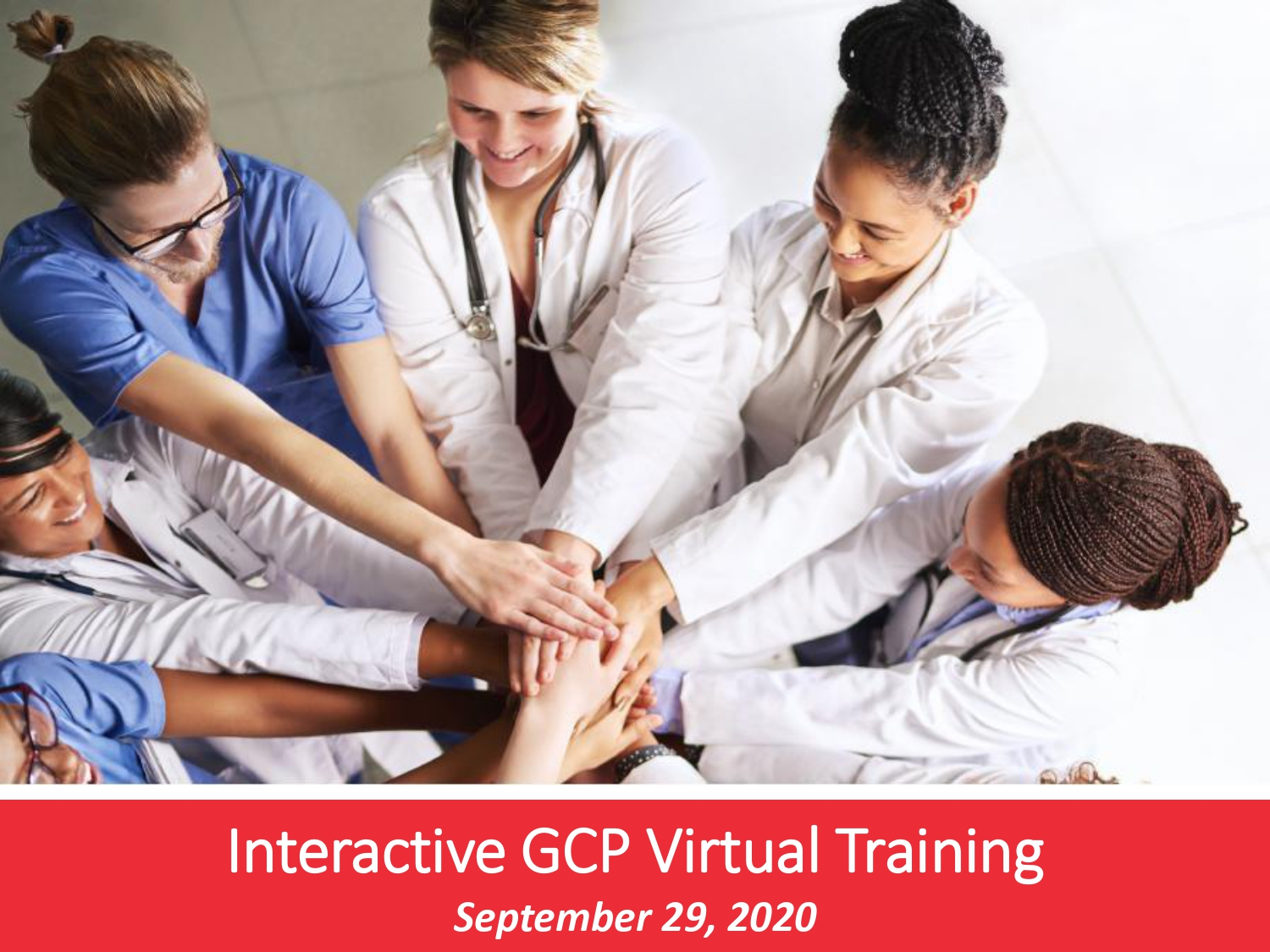 Interactive GCP Virtual Training