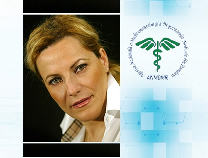 Cristina Racoceanu, new Interim President at NAMMDR
