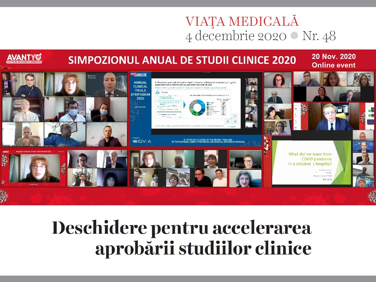 Opening to accelerate the clinical trials approval