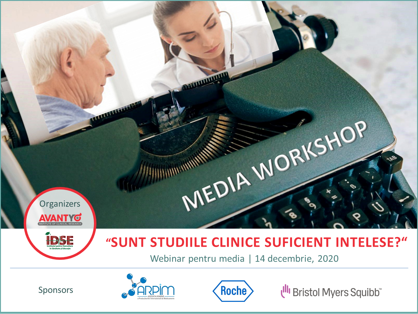 """TESTIMONIALS - """"Are the clinical trials sufficiently understood?"""" 