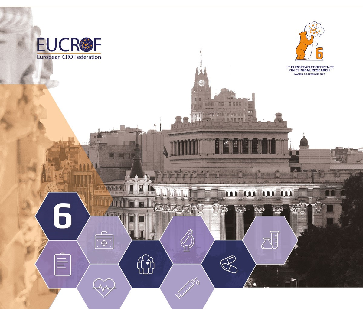 6th European Conference on Clinical Research  7 & 8 February, 2022