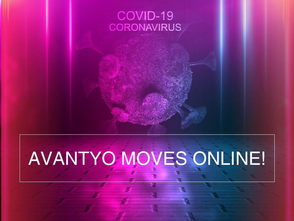 AVANTYO moves online!
