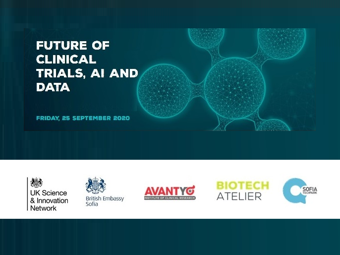 """AVANTYO co-organizer of the Conference on """"Future of clinical trials, AI and data"""""""