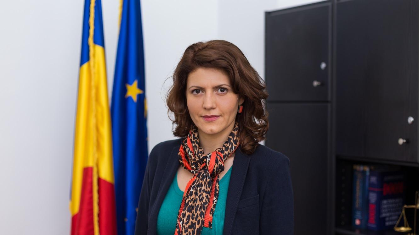 Dr. Roxana Stroe the new President of ANMDMR - Press Release - 19/01/2020