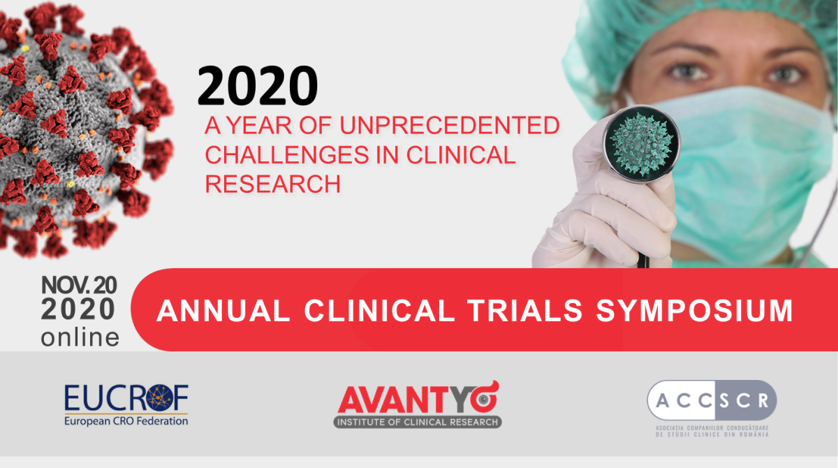 Learnings from COVID-19 pandemic under the spotlight at the Clinical Trials Symposium | November 20, 2020