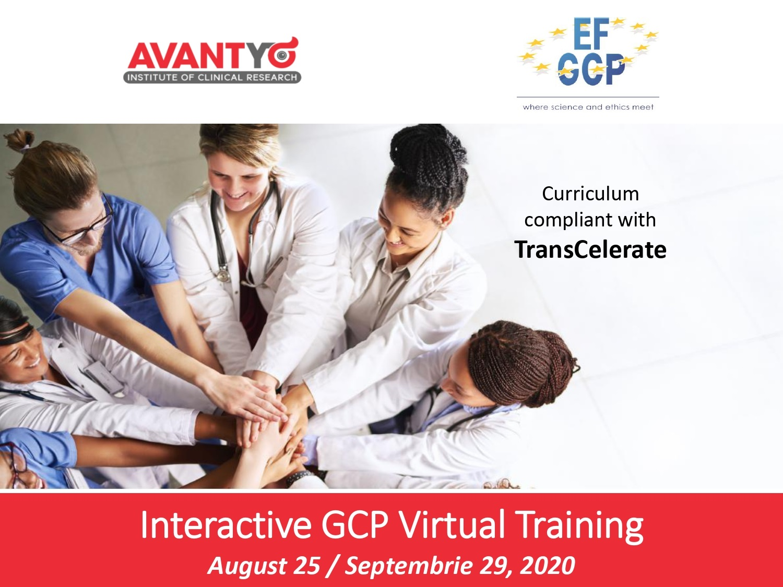 Interactive GCP Virtual Training | August 25 / September 29, 2020